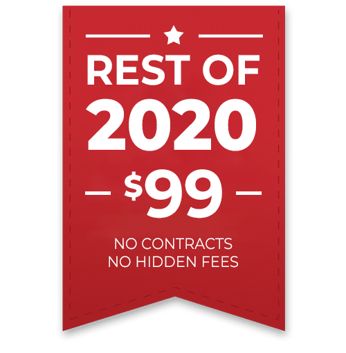 resr of 2020 $99